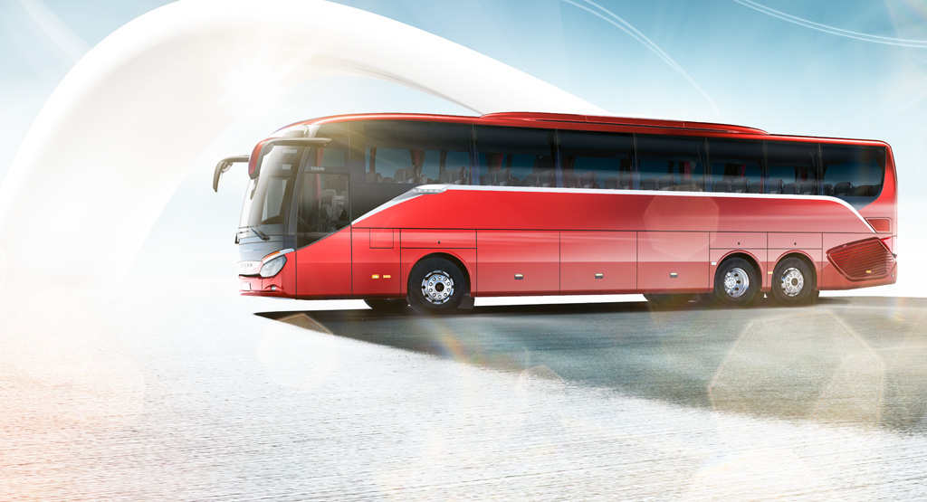 Setra Bus Daimler Group